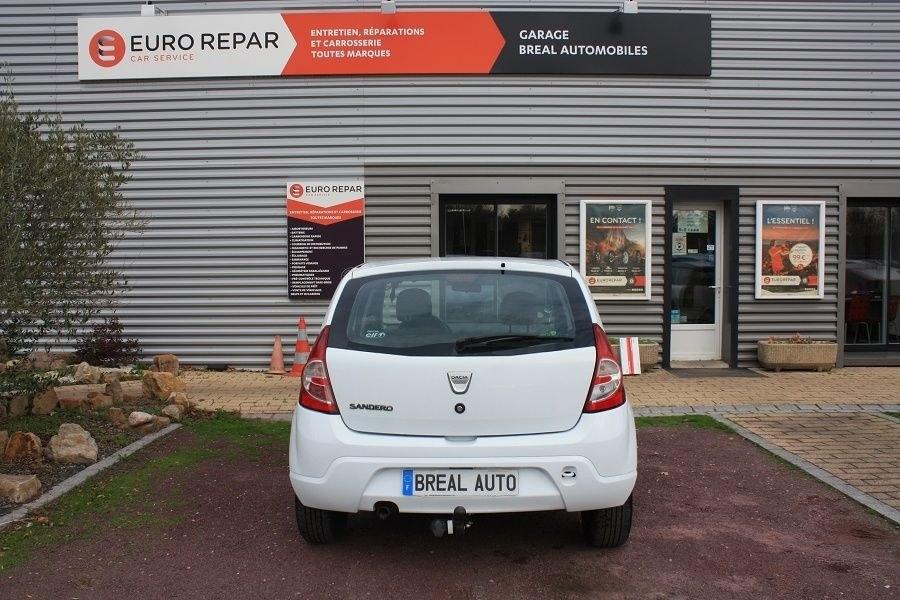 Dacia Sandero 1.4 MPI 75CH GPL