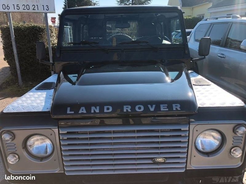 Land Rover Defender 2,2 TD4 122ch