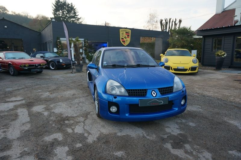 Occasion Renault Clio CHARPONT 28500