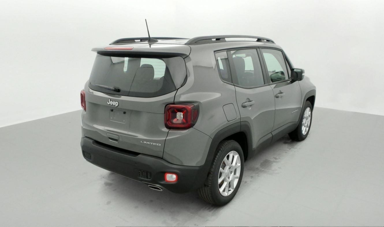 Mandataire auto Beauvais Haut De France Jeep Renegade 3