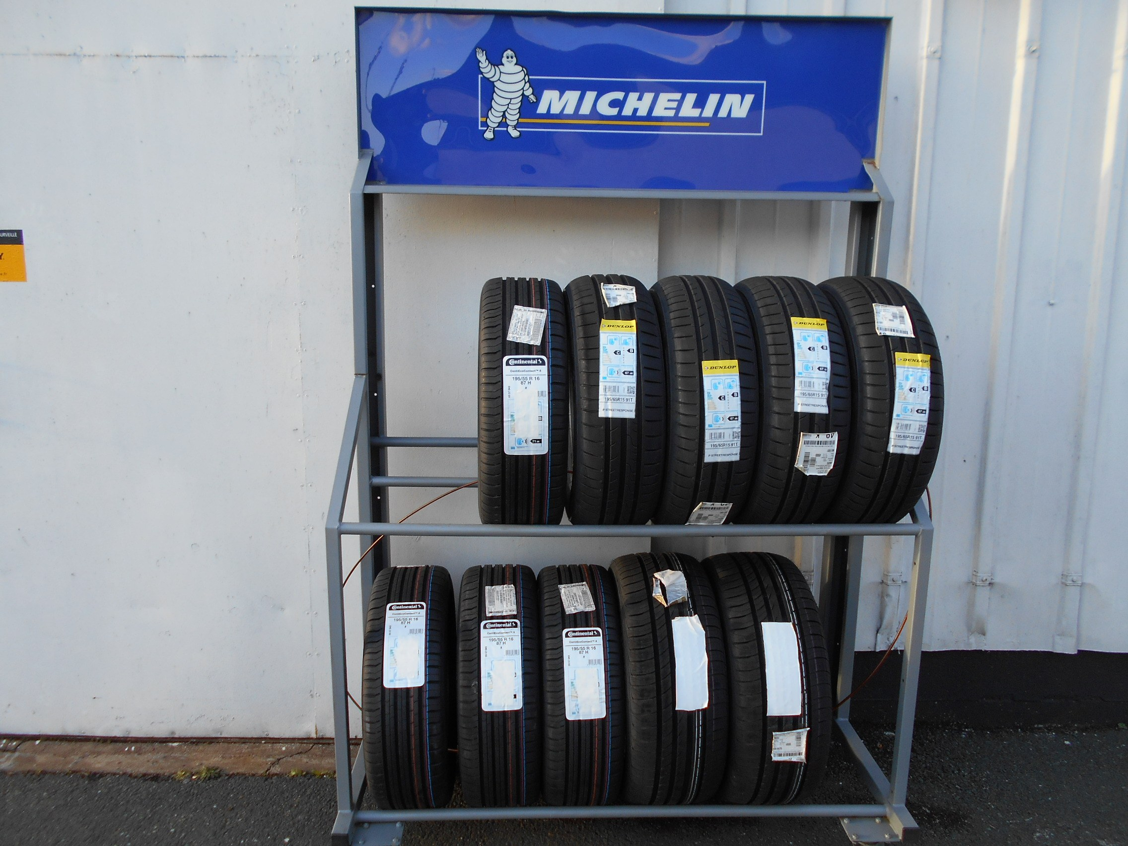 Le mois du pneus