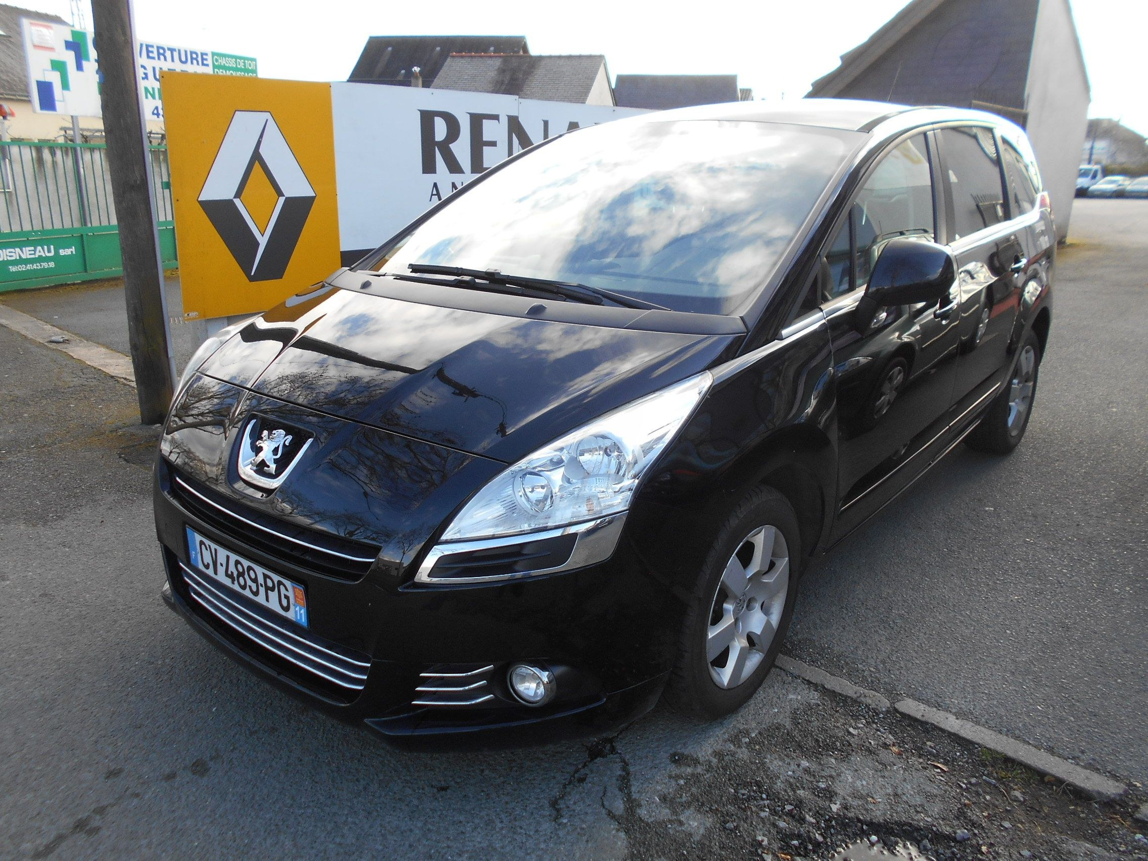 Occasion Peugeot 5008 ANGERS 49100