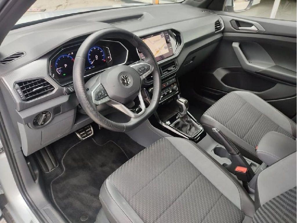 Volkswagen t cross 1.0 TSI 115 DSG7 R-Line