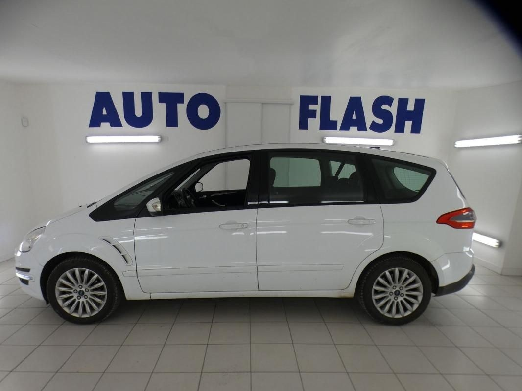Ford S-Max 1.6 TDCI 115CH FAP STOP&START BUSINESS NAV 7 PLACES