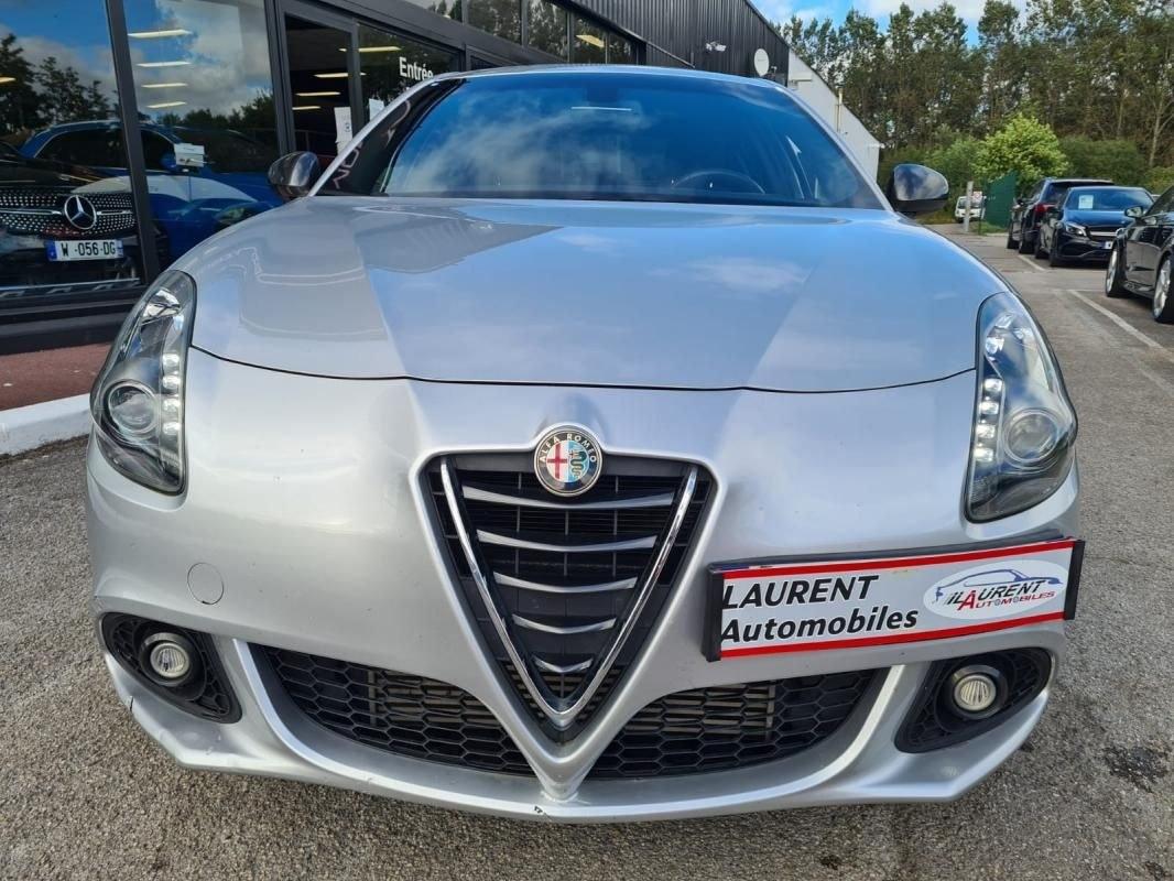 Alfa Romeo Giulietta 2.0 JTDM 140 CV GPS