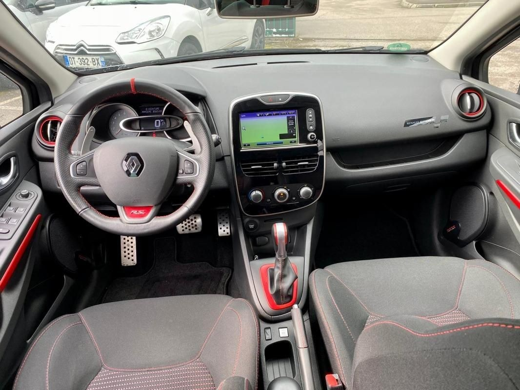 Renault Clio IV RS TROPHY 1.6T 220 CV MONITOR
