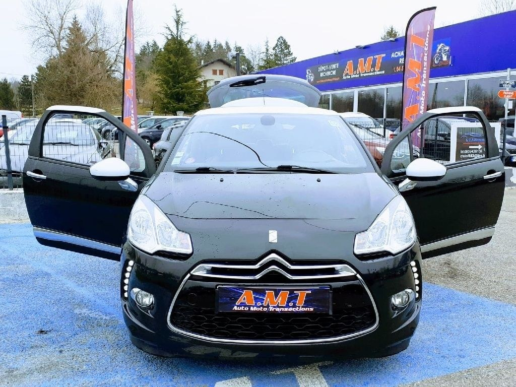 DS DS 3 THP 150 Sport Chic