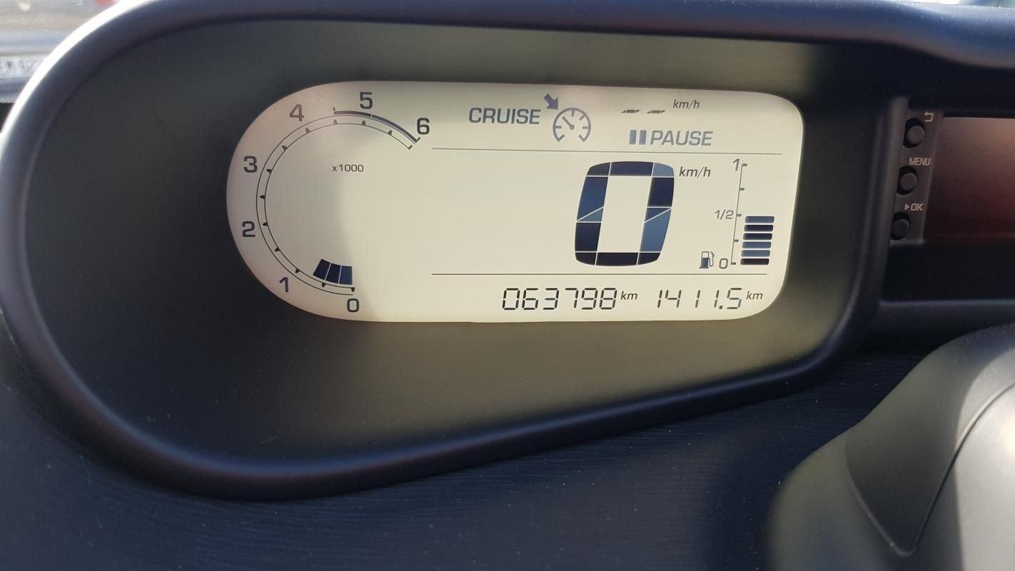 Citroën C3 Picasso 1.6 HDI FAP - 90 ATTRACTION