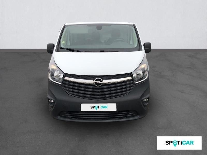 Opel Vivaro Fg F2900 L2H1 1.6 CDTI 120 Pack Clim +