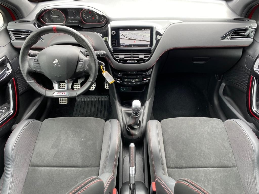 Peugeot 208 GTI 1.6 THP CV GPS CAMERA