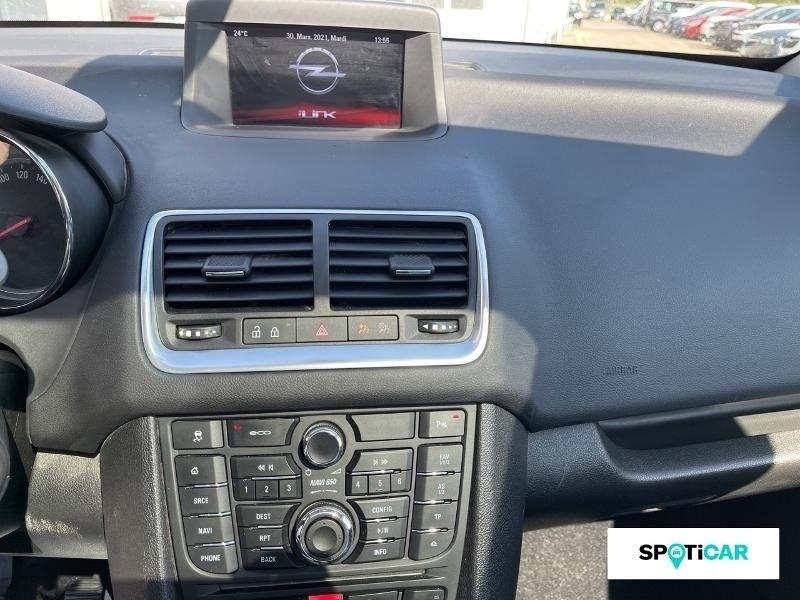 Opel Meriva 1.6 CDTI 110ch Elite Start/Stop