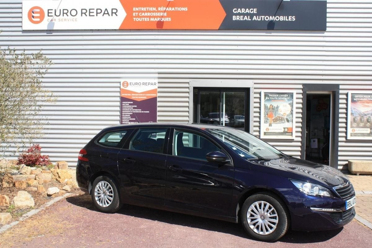 Peugeot 308 SW 1.6 HDI 100CH ACCESS S&S