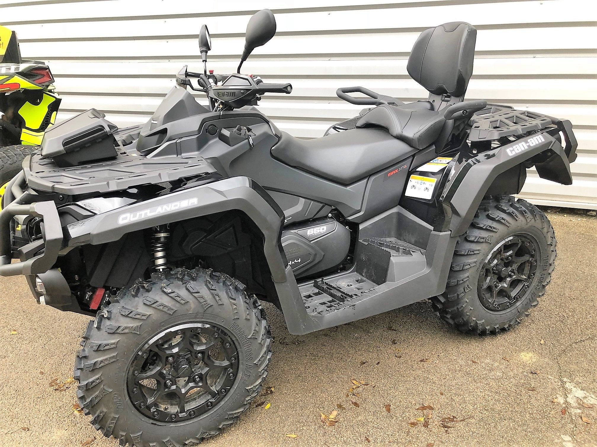 CAN AM OUTLANDER MAX XTP 650 T3 ABS 2018