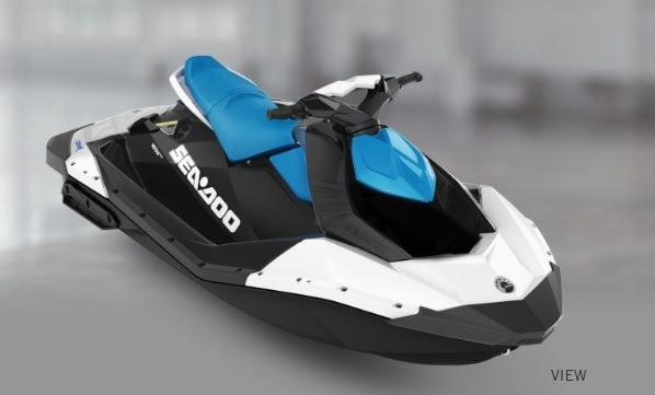SEA DOO SPARK 3 PLACES 2018