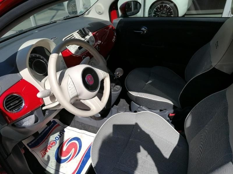 Occasion Fiat 500C LOUVECIENNES 78430