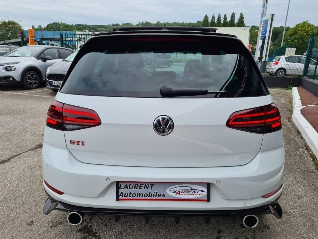 Volkswagen Golf 2.0 TSI 290 CV GTI TCR BVA