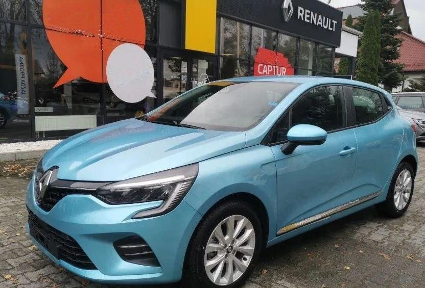 Mandataire auto Beauvais Haut De France Renault Clio Zen 1.0 Tce 100cv