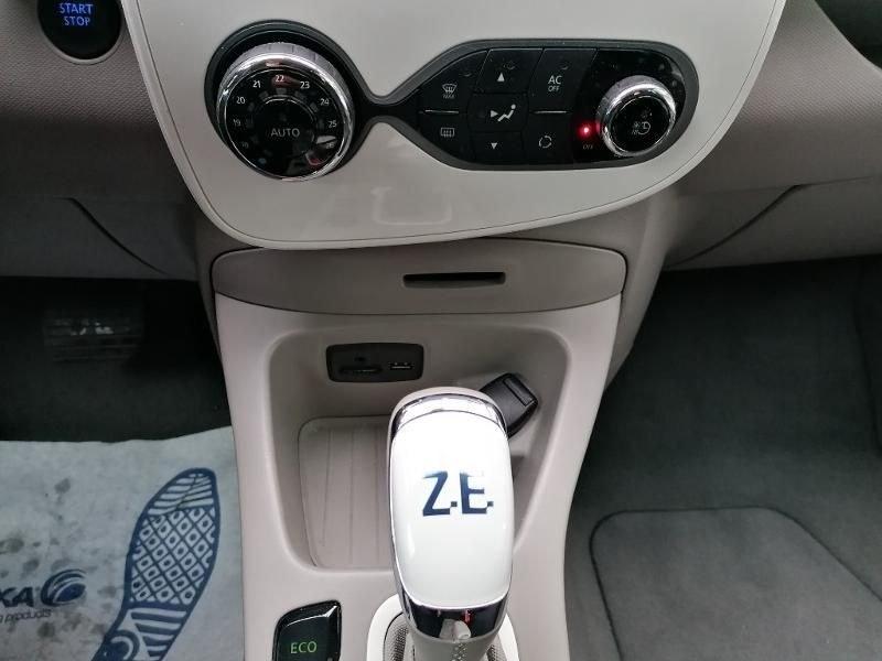 Occasion Renault Zoe LOUVECIENNES 78430