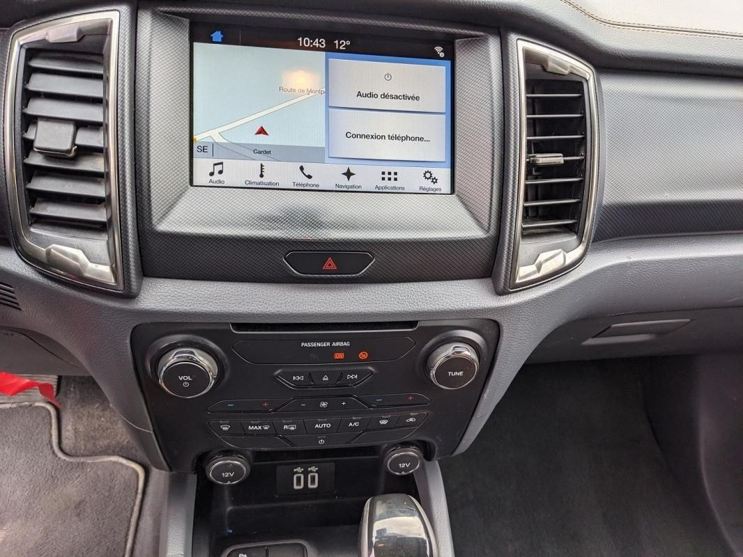 Ford Ranger 3.2 TDCI 200CH SUPER CAB XLT WILDTRAK