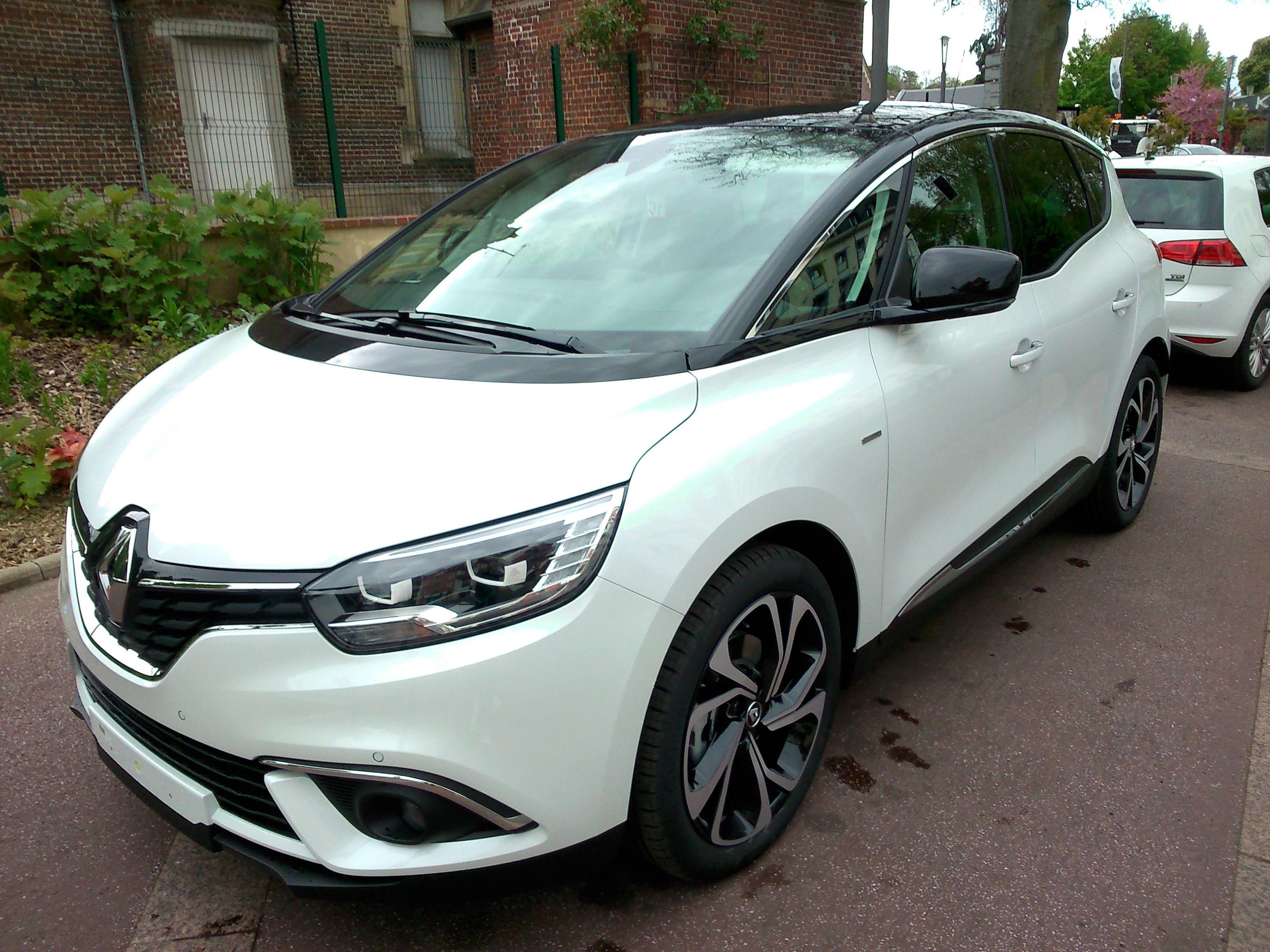 Mandataire auto Beauvais Haut De France Renault Scenic Bose Edition 1.3 Tce 140cv