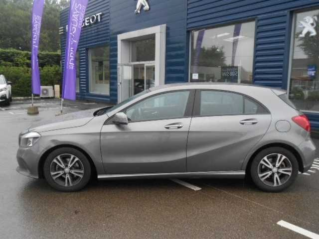 Occasion Mercedes Classe A WORMHOUT 59470