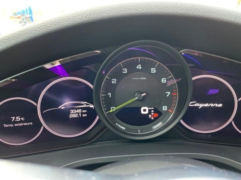 Occasion Porsche Cayenne MAUREPAS 78310
