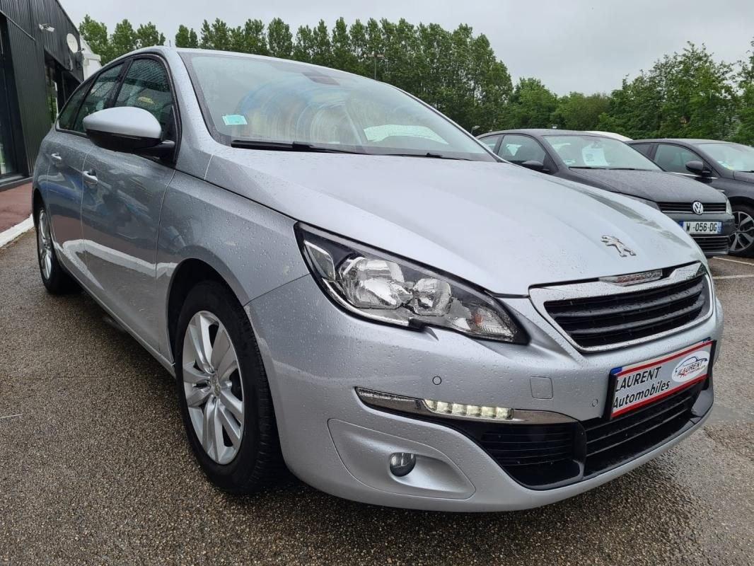 Peugeot 308 SW 1.6 BLUEHDI 120 CV GPS