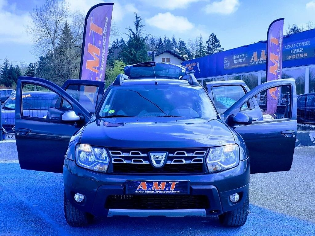Dacia Duster 1.5 dCi 110 4x4 Ambiance