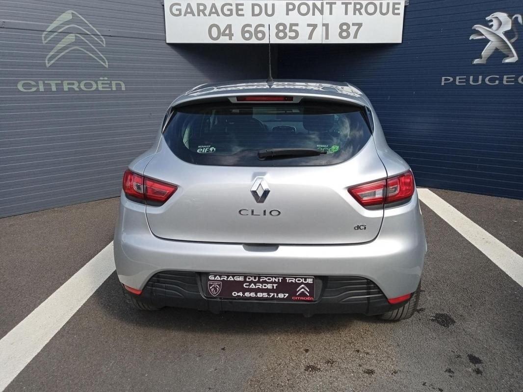 Renault Clio IV 1.5 DCI 90CH BUSINESS ECO²