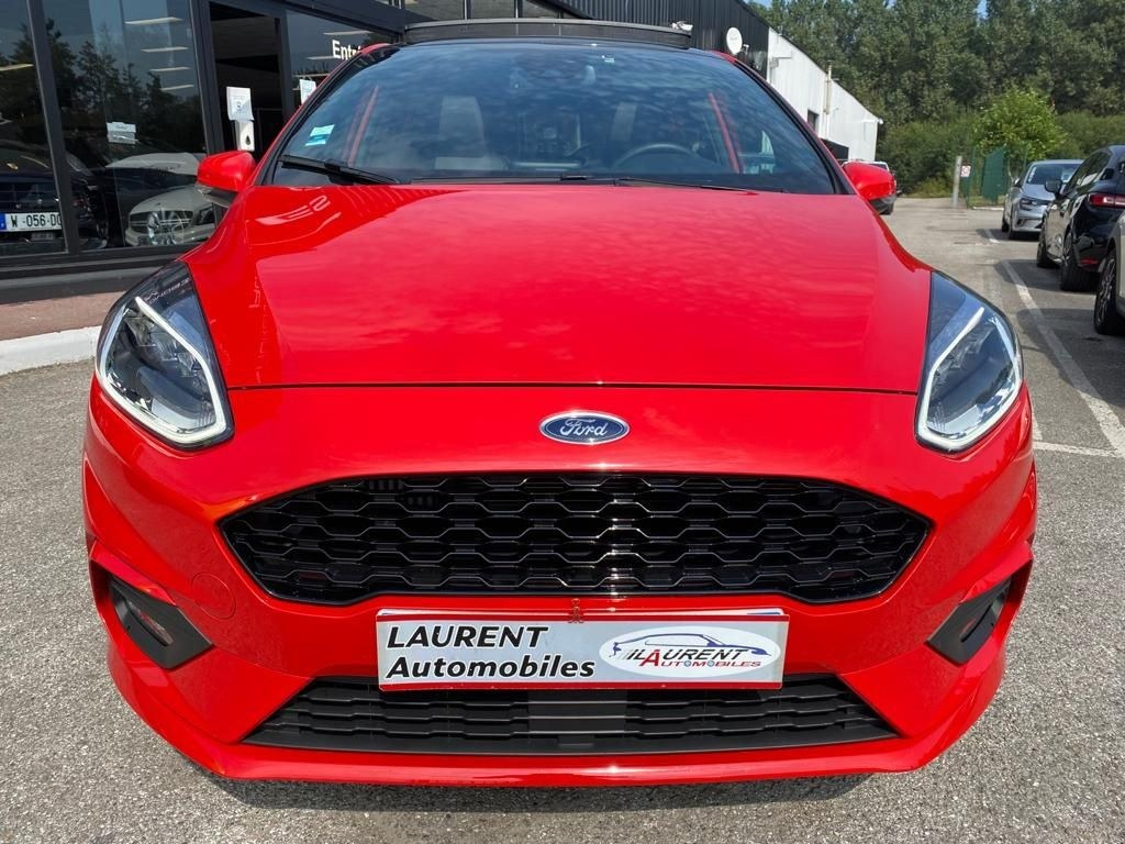 Ford Fiesta 1.0 ECOBOOST 140 CV GPS TOIT OUVRANT