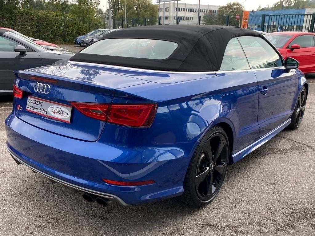 Audi S3 CABRIOLET 2.0 TFSI 300 CV QUATTRO BANG & OLUFSEN