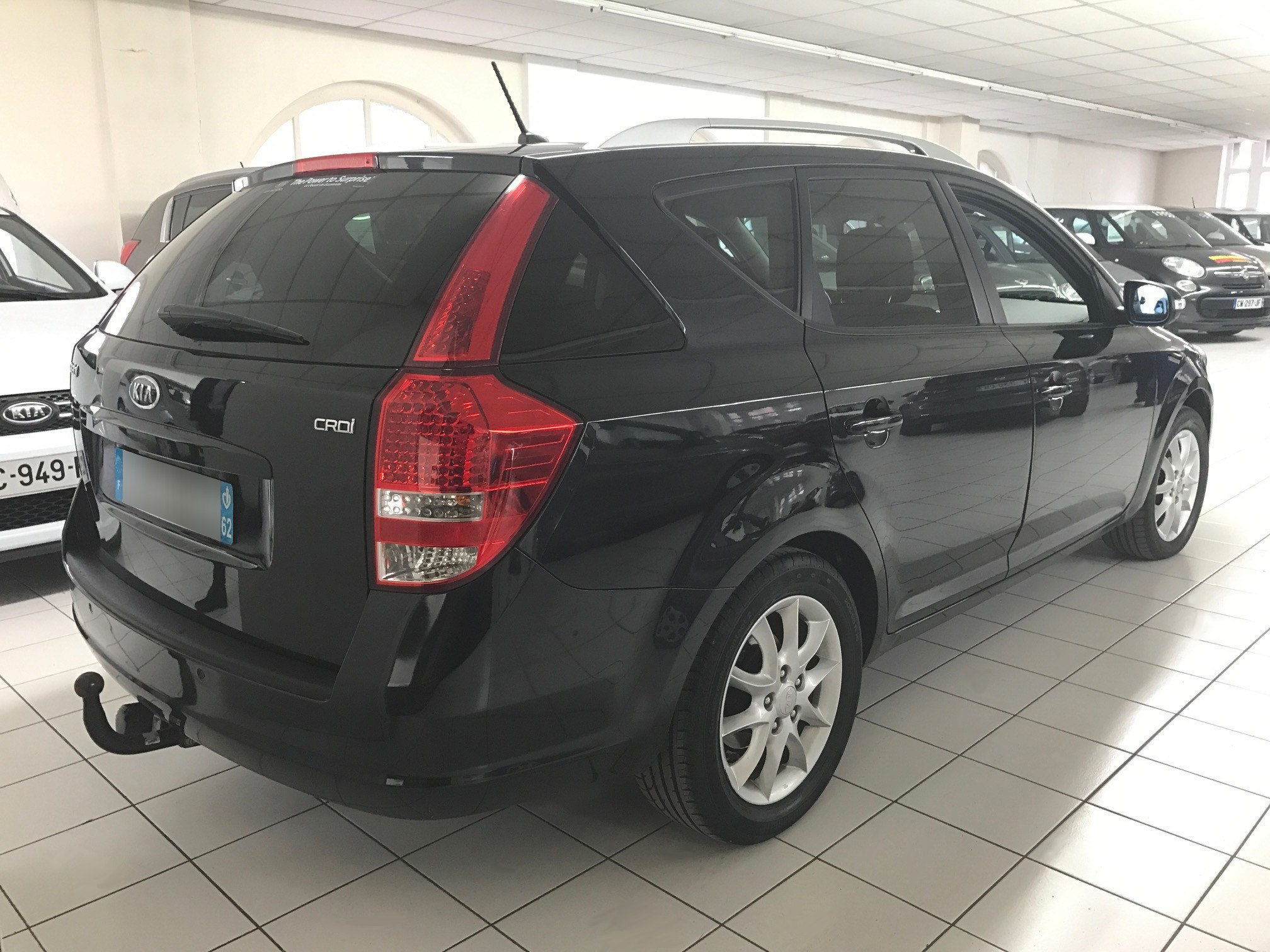 Occasion Kia Cee'd SW BETHUNE 62400