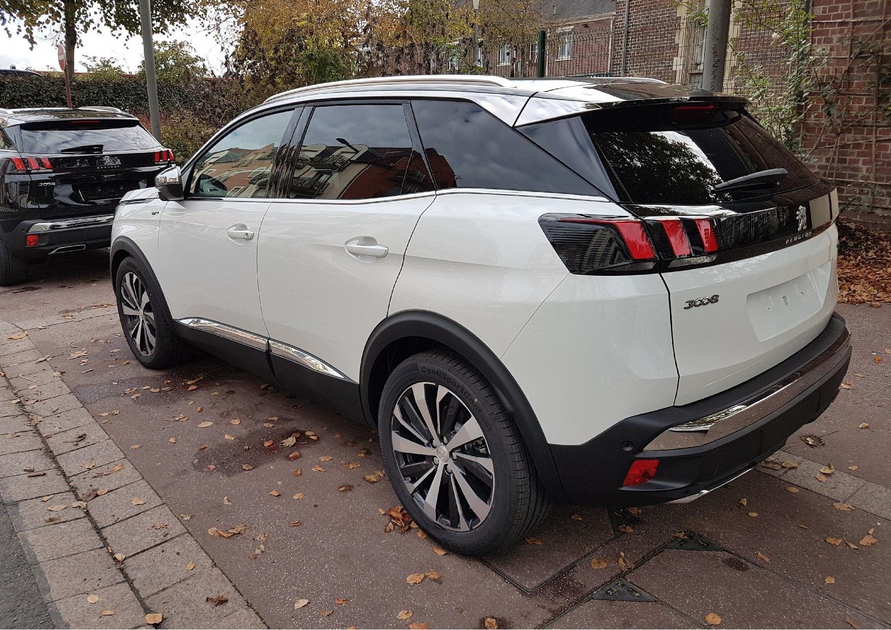 mandataire auto Beauvais Picardie Peugeot 3008 Gt 2.0 Bluehdi 180cv Eat8
