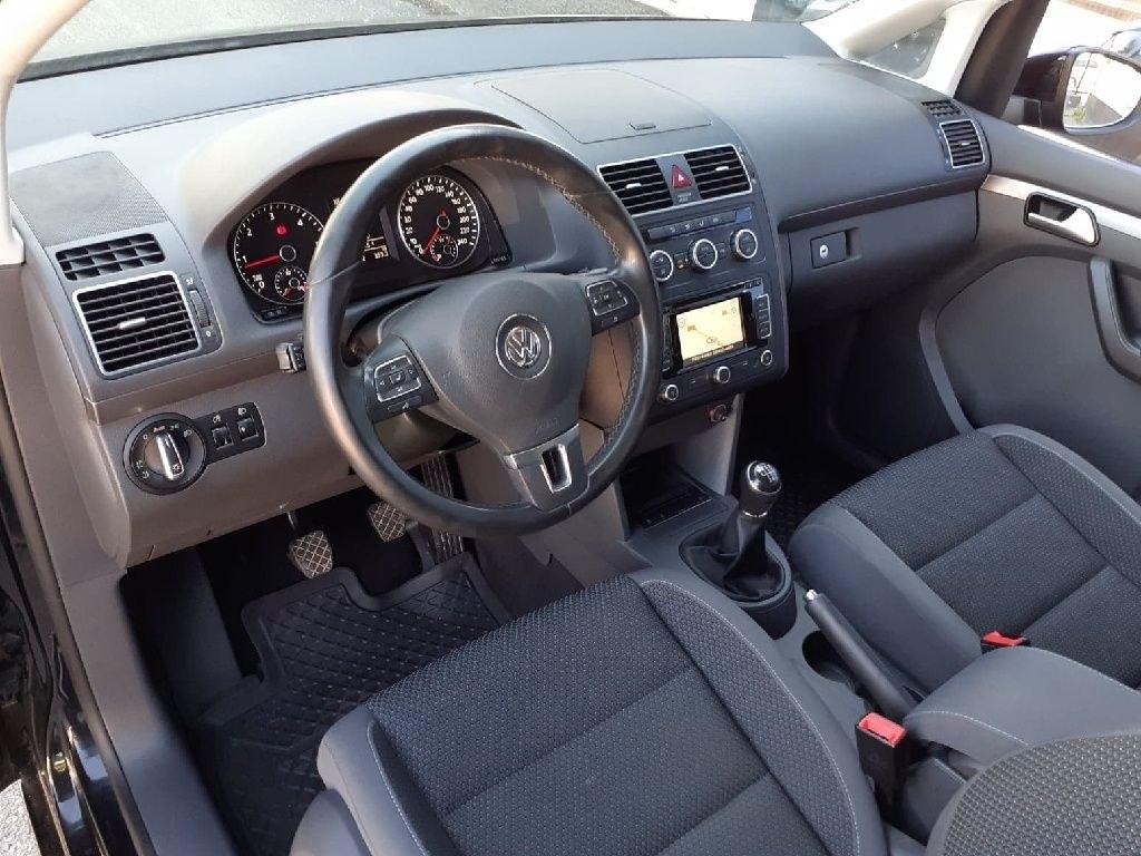 Volkswagen Touran 1.6 TDI 105 BlueMotion Confortline