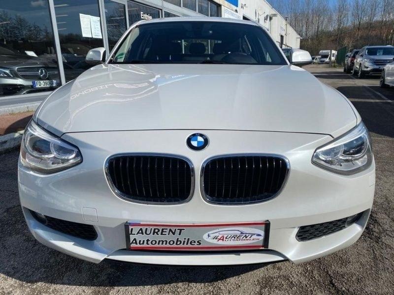 BMW Série 1 120D