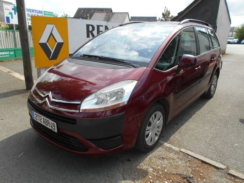 Occasion Citroën Grand C4 Picasso ANGERS 49100