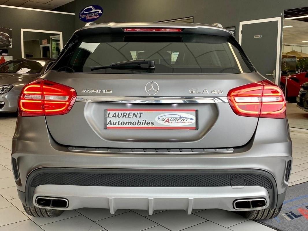 Mercedes Classe GLA 45AMG 381CV 4MATIC BVA GPS CAMERA
