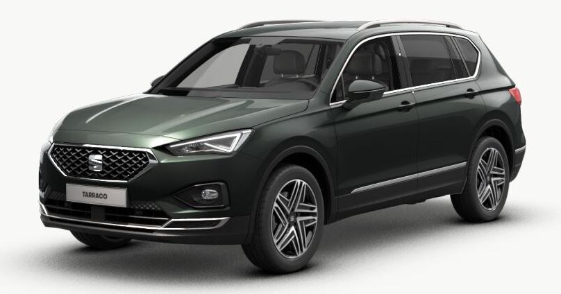 Mandataire auto Beauvais Picardie Seat Tarraco Style Xcellence Tsi Tdi