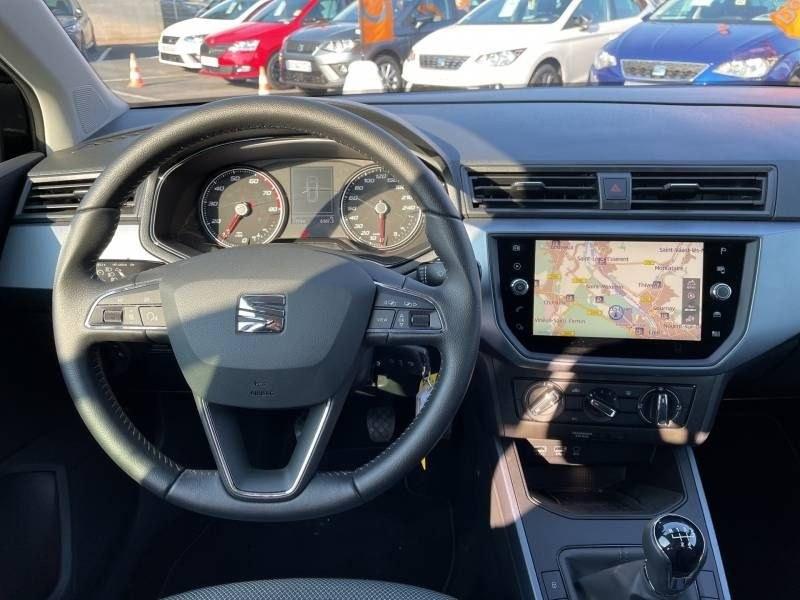 Seat Arona 1.0 EcoTSI 95 ch Start/Stop BVM5 Style