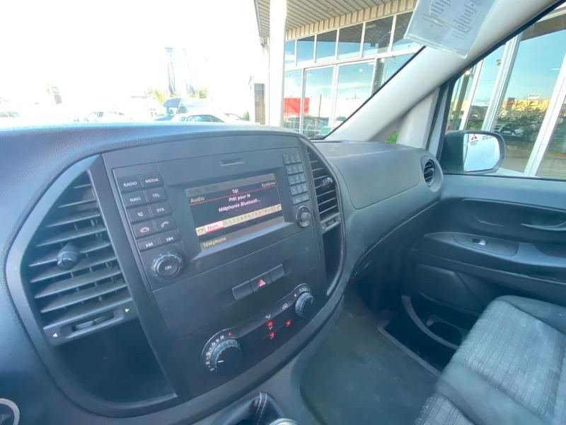 Mercedes Vito Fg 111 CDI Long Pro E6