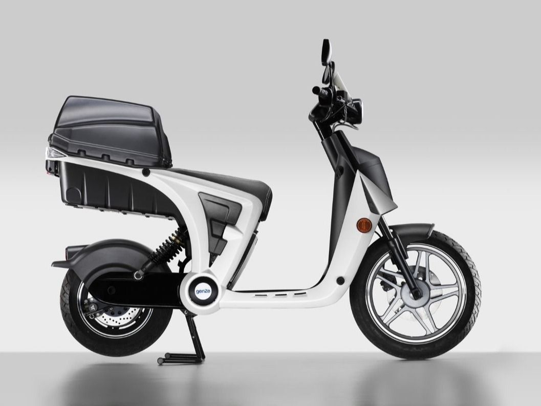 PEUGEOT 2.0 POWER BY GENZE ELECTRIQUE SCOOTERS STRASBOURG