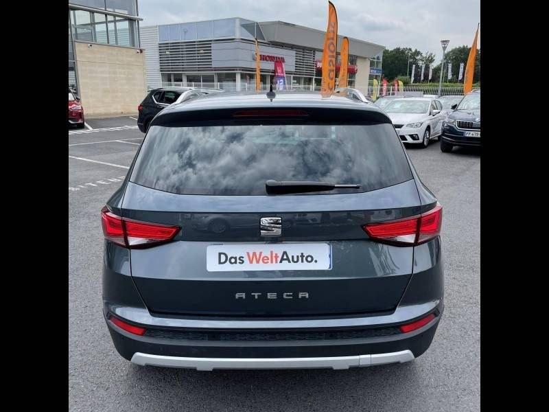 Seat Ateca BUSINESS 1.6 TDI 115 ch Start/Stop Ecomotive DSG7 Style