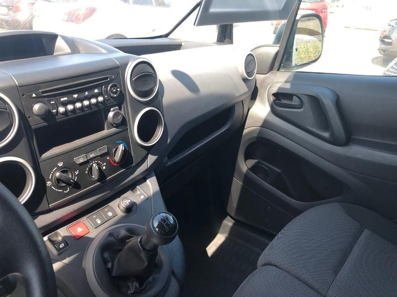 Peugeot Partner Standard 1.6 BlueHDi 75ch Premium