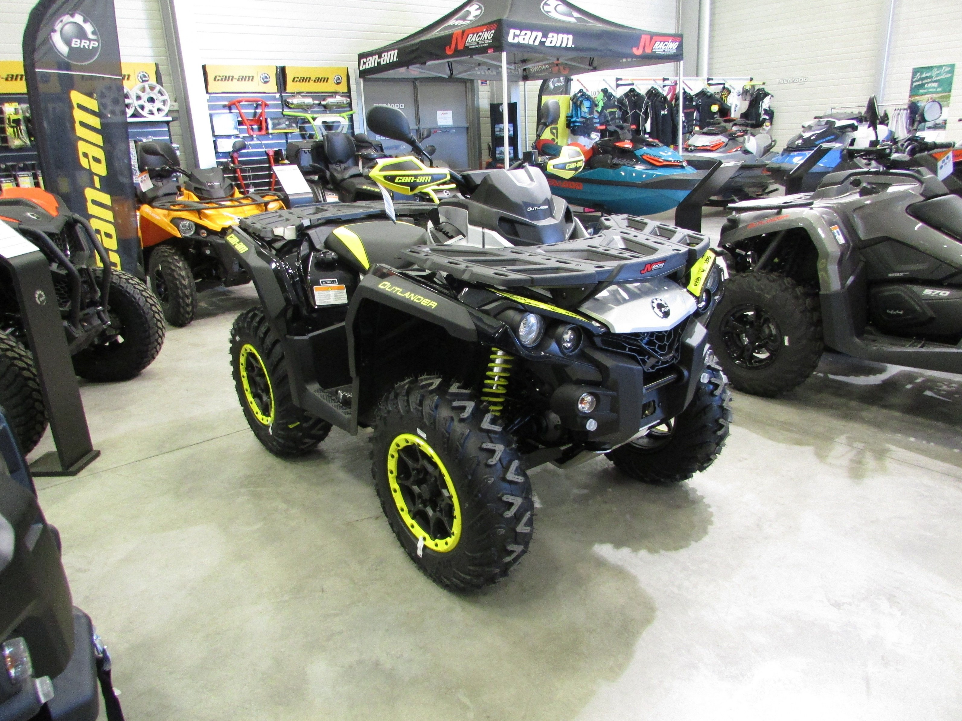 CAN AM OUTLANDER XXC 1000 T 2019