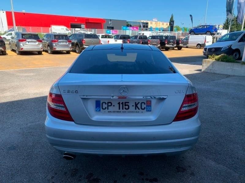 Mercedes Classe C Coupe 250 CDI Executive 7GTronic