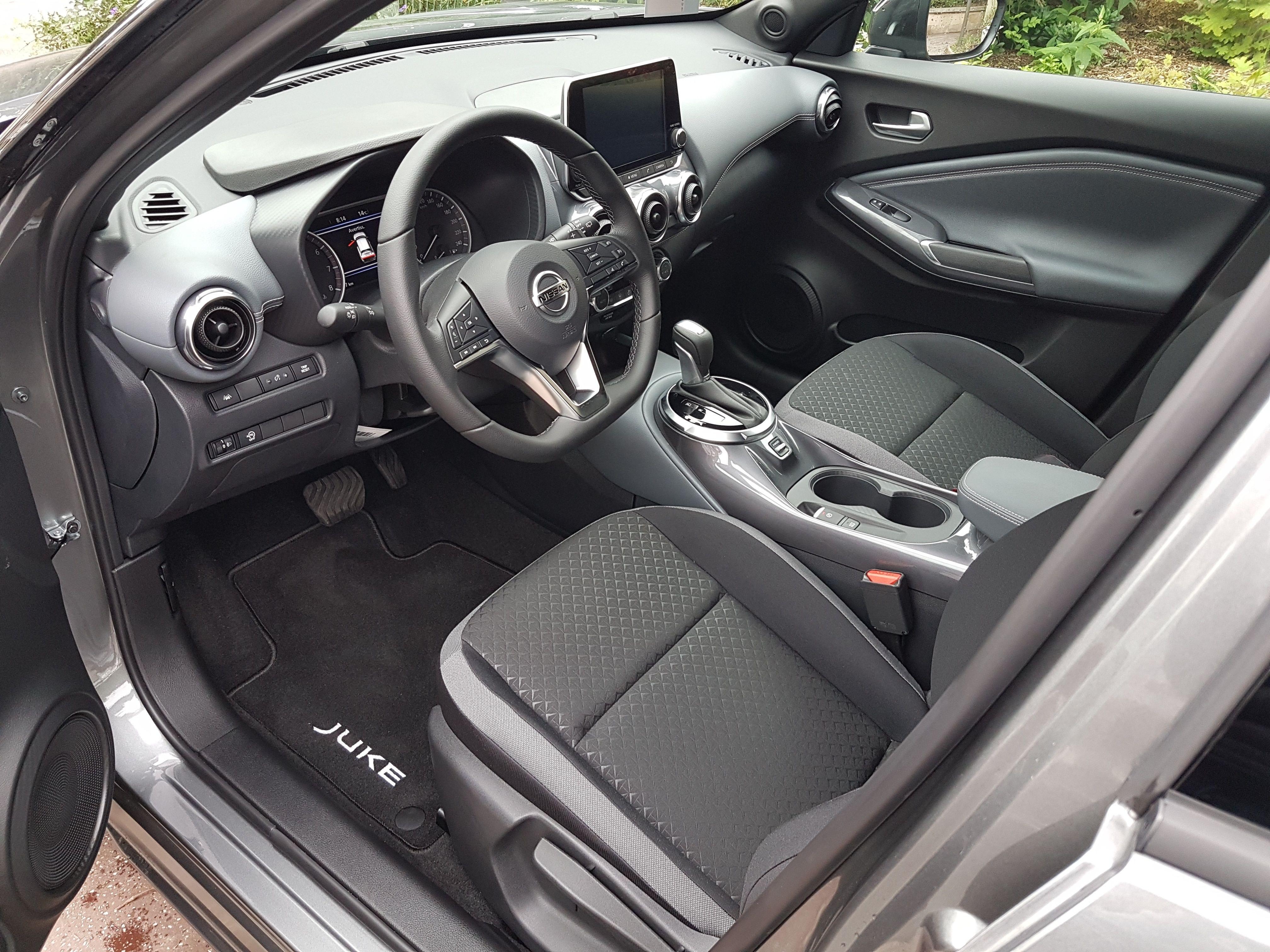 Mandataire auto Beauvais Haut De France Nissan Juke NconnectA 1.0 Digt 117cv Dct 3