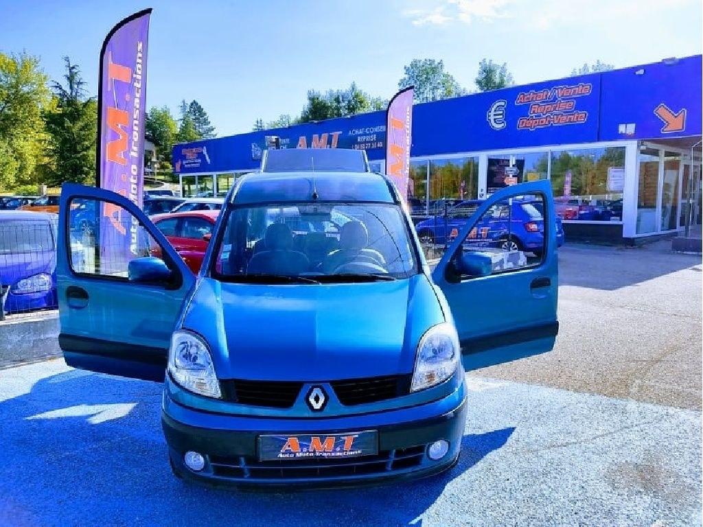 Renault Kangoo 1.2 16V Pack Authentique