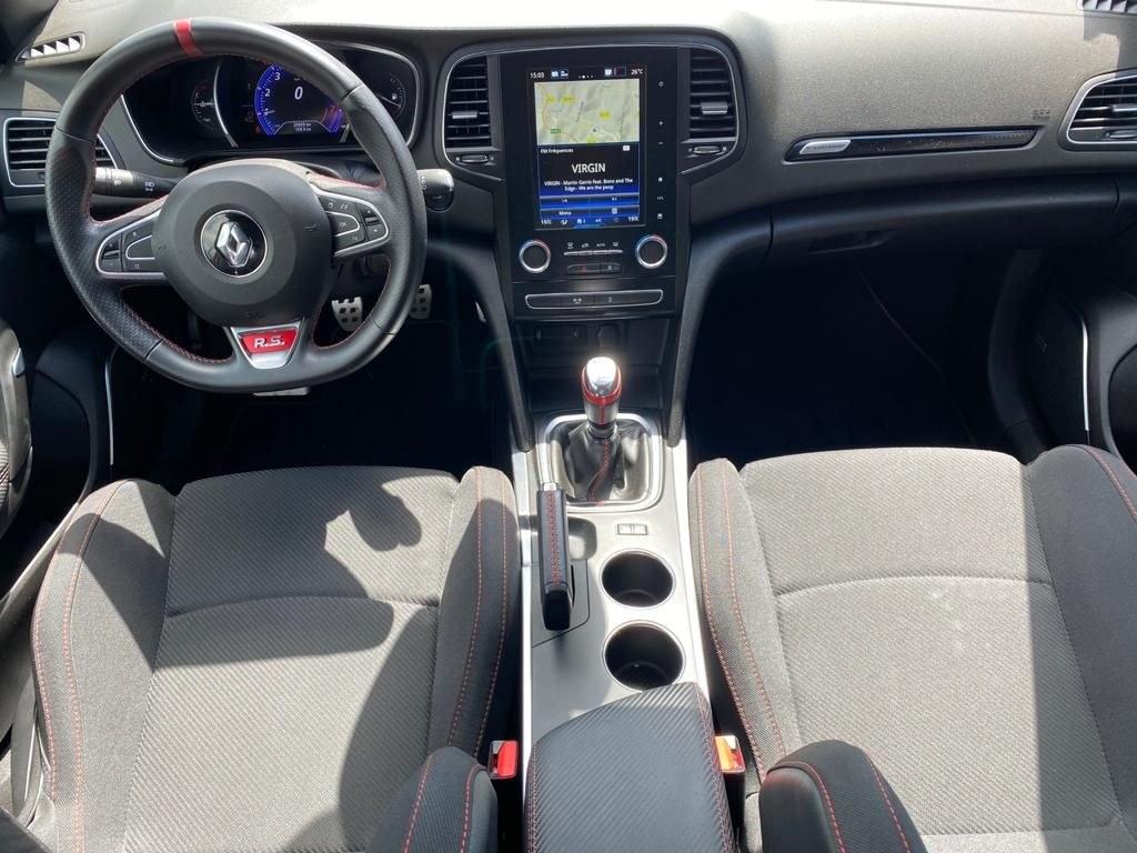 Renault Mégane IV RS 1.8 T 280CV 4CONTROL BVM GPS DRIVE