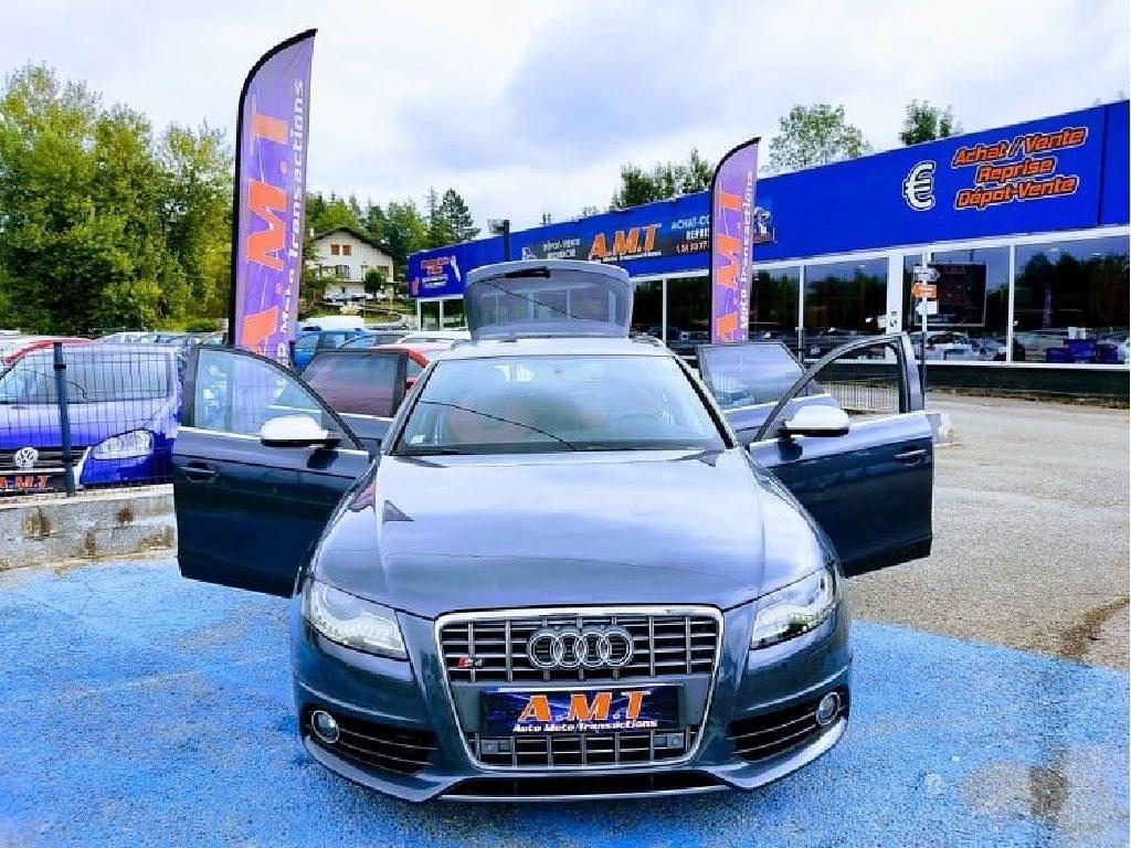 Audi A4 S4 Avant V6 3.0 TFSI 333 Quattro S tronic