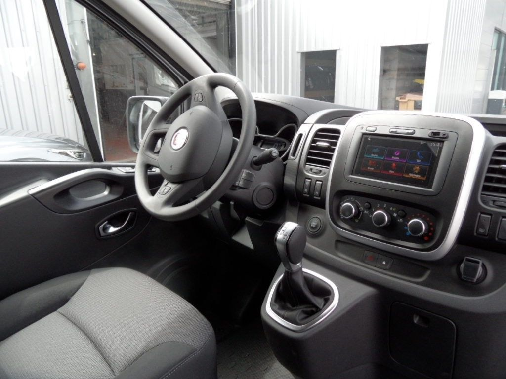 Fiat Talento 12 LH1 20 MJET 145 PRO LOUNGE DCT boite auto